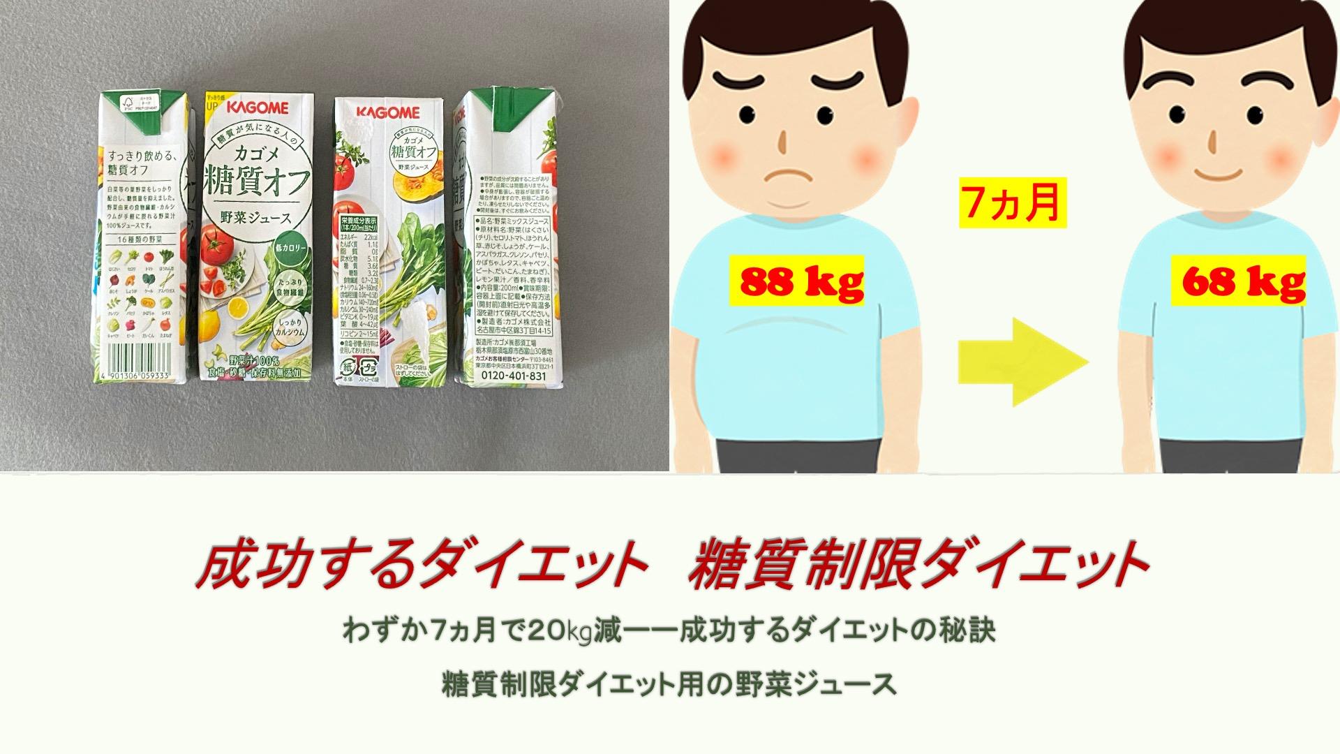 ダイエット用野菜ジュース
